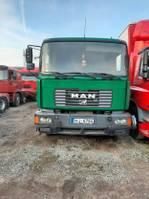 Tankwagen MAN 18.284 Wasser und Milch Tankwagen 1999