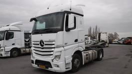 cab over engine Mercedes-Benz Actros actros 1845  retarder 2013