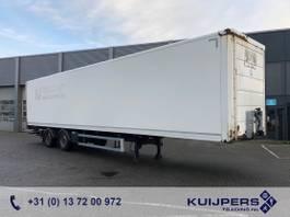 Kofferauflieger System Trailer / 2 as / Stuuras / Box / Laadklep / APK-Tuv 2010
