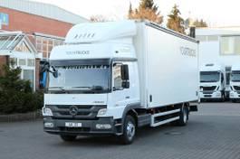 tilt truck Mercedes-Benz Atego 1324 Möbel Koffer-Plane/2Liegen/LBW/Edscha 2012