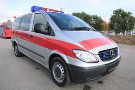 other passenger car Mercedes-Benz Vito 111 CDI Lang Automatik KLIMA AHK 6-Sitzer 2004