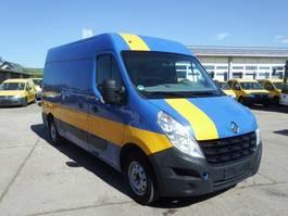 closed lcv Renault Master L2H2 2011