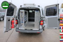 other passenger car Volkswagen Transporter 05.2021 T5 2.5 TDI 4Motion Werkstatteinbau K 2009