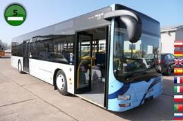 city bus MAN 04.2021 A21 Lions City MATRIX 2008