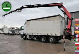 tilt truck Mercedes-Benz Actros 2536 L PALFINGER PK 20002 SFZ KLIMA AHK J 2008