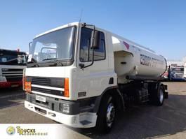 tank truck DAF CF 65 180 + Manual + ADR + 12500 L + 2 comp 1999