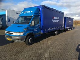 loading ramp - car transporter lcv Iveco IVECO DAILY + VARIANT 2006/2015 4X2 DAILY + VARIANT 2006