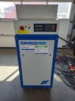compressors Grassair S30.10 11 kW 1500 L / min 10 Bar Silent Elektrische Schroefcompressor 1996