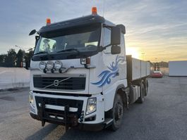 three way tipper truck Volvo FH 440 6x2, Manual, Euro 5, 3-side Tipper, (without crane), 2009 2009
