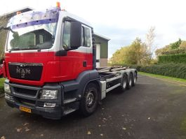 container truck MAN TGS 39.440 8X2-4 BL 2009