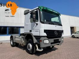 cab over engine Mercedes-Benz Actros 2044 4X4   MANUAL RETARDER HYDRAULICS FULL STEEL 2005