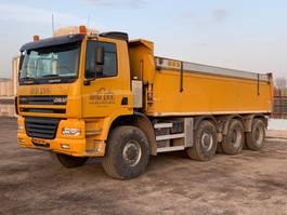 tipper truck > 7.5 t Ginaf X 4446 TS 8x8 2006