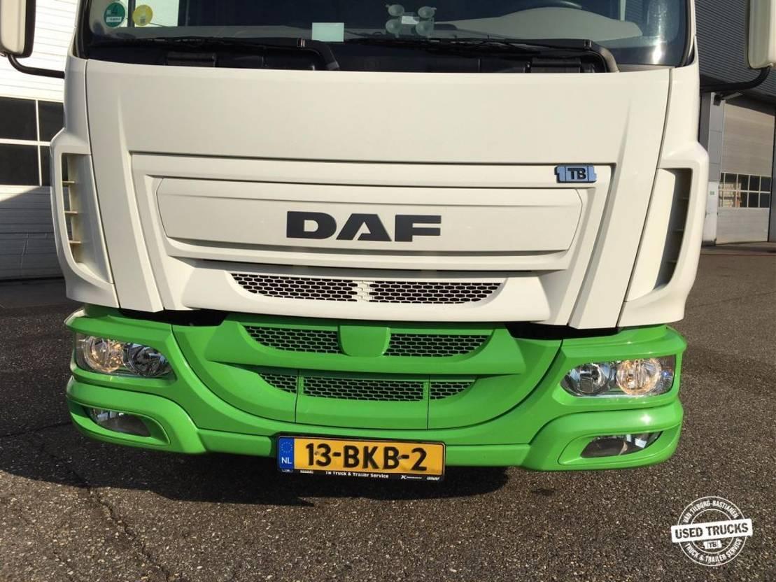 Koffer LKW DAF LF 210 FA Dhollandia 2017 Used Lease Bakwagen 2017