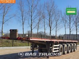 Tieflader Auflieger Bertoja 98.000 GVW Ballast trailer Coil 2005