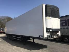 refrigerated semi trailer Van Eck carrier ,vol chassis 260 hoog  en nieuwe apk. 2005