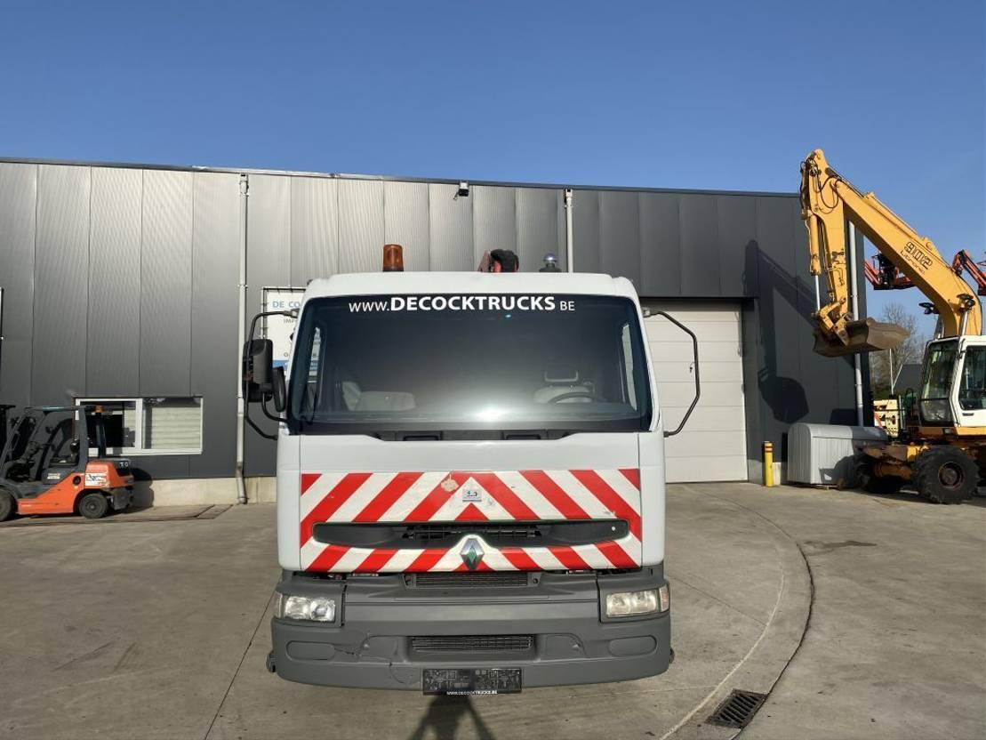 LKW Kipper > 7.5 t Renault 340 KIPPER+KRAAN EURO 2