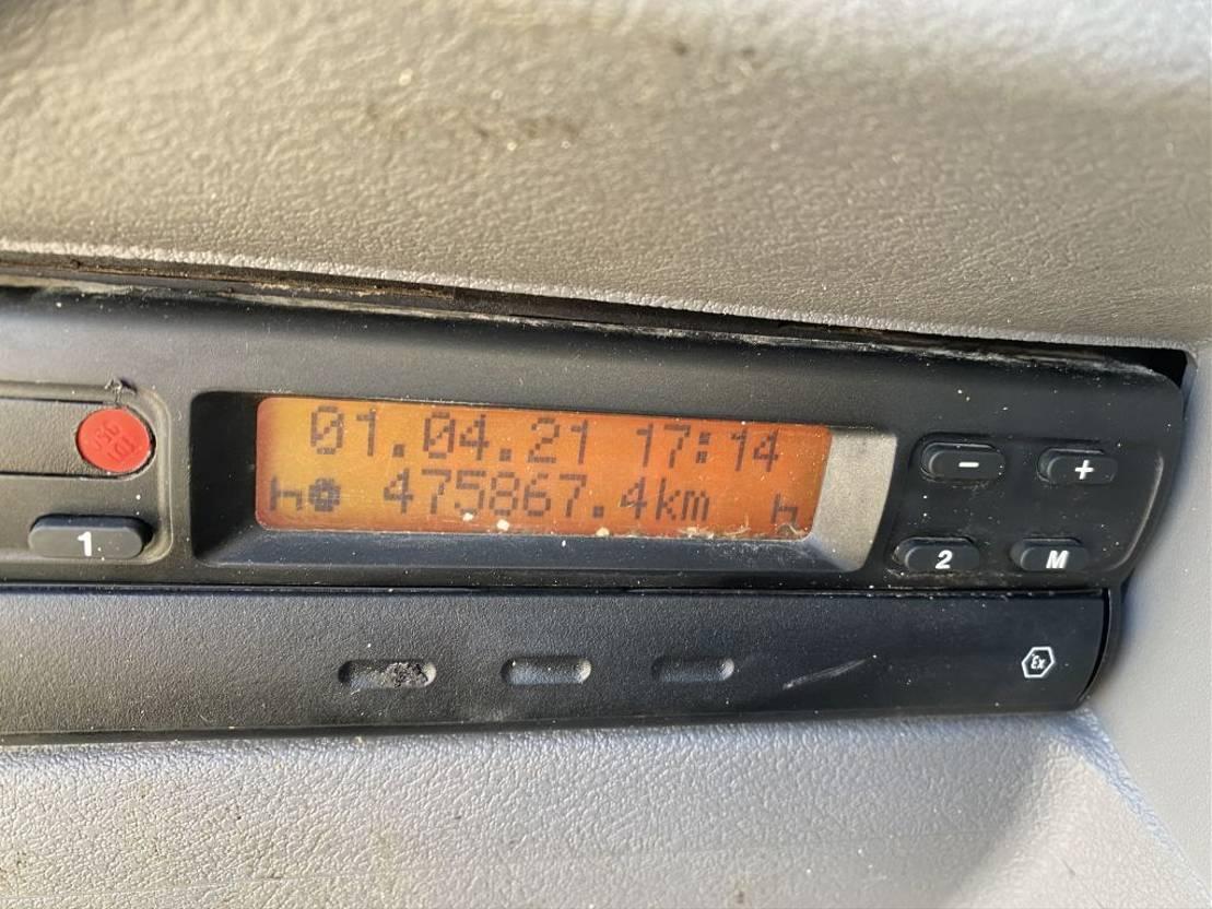 LKW Kipper > 7.5 t Renault KERAX 420 6X4 KIPPER+KRAAN PK12001