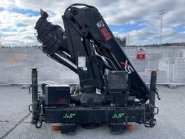 loader crane Hiab 166 E-5 HighPro 2011