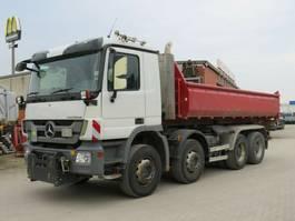 container truck Mercedes-Benz Actros 3241 B 8x4 Abrollkipper Meiller 2012