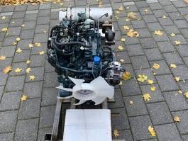 engine part equipment Kubota D1803-CR-EU4 2020