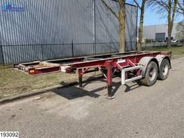 Container-Fahrgestell Auflieger Kohler Container 20 FT, Steel Suspension