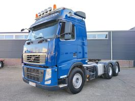 cab over engine Volvo FH 500 6x4 Globetrotter Euro 5 - PTO - TipperHydraulics - HUB-Reduction - TOP! ... 2012