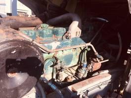 Engine truck part Volvo TD120 1979