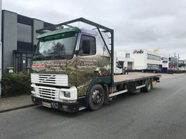 drop side truck Volvo FH 380, OPEN LAADSBAK, MANUEL GEAR 2000