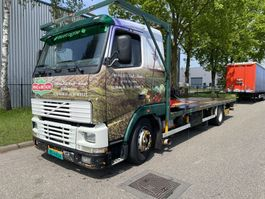 drop side truck Volvo FH 380, OPEN LAADSBAK, MANUEL GEAR 2000