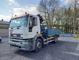 drop side truck Iveco Eurotech 190 iveco eurotech cursor 190E27