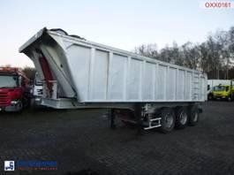 tipper semi trailer General Trailers Tipper trailer alu 25.5 m3 2001