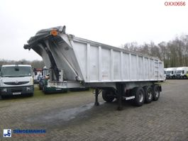 tipper semi trailer General Trailers Tipper trailer alu 25 m3 2001
