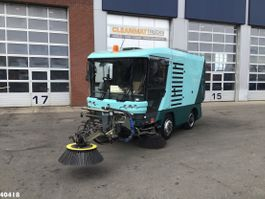 Road sweeper truck Ravo 540 with 3-rd brush 2009