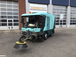Road sweeper truck Ravo 540 Euro 5 with 3-rd brush 2010