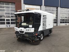 Road sweeper truck Ravo 530 Euro 5 2012