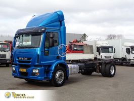 chassis cab truck Iveco EuroCargo 190 190E32 + Euro 6 + Spoilers 2014