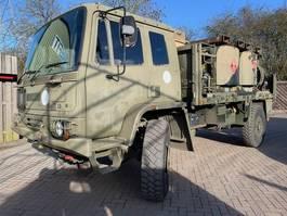 Militär-LKW DAF Leyland 4x4 Tanker Truck 1994