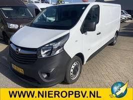 closed lcv Opel vivaro l2 airco 2015