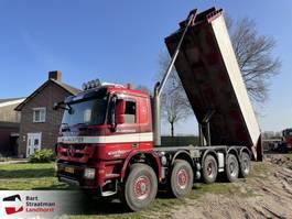 tipper truck > 7.5 t Mercedes-Benz Actros 5044 10x8 Kipper 2010
