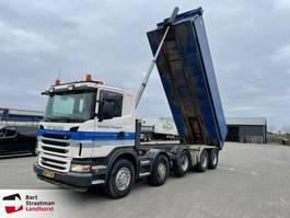 tipper truck > 7.5 t Scania G400 10X4 / 6 HSA kipper Euro 5 2010