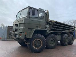 army truck Foden 8x6 container Transporter truck 1995