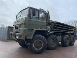 Militär-LKW Foden 8x6 container Transporter truck 1995