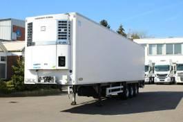 refrigerated semi trailer Chereau Thermo King Spectrum/Bi-Temp/2,7h/LBW/FRC 10.21 2008