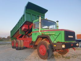 LKW Kipper > 7.5 t Magirus Deutz 310 D 32 K 6X4 HD 1982