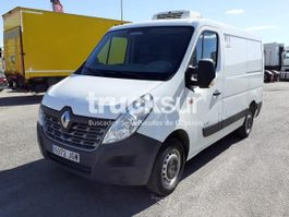 refrigerated closed box lcv Renault MASTER 125.35 2015