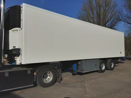 refrigerated semi trailer Pacton Z2-001 2006