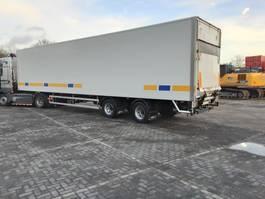 closed box semi trailer Netam-Fruehauf TO.S.1220 1999