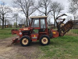 forestry tractor 6520JT