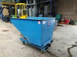 front loader bucket forklift attachment Kantelbak Kiepbak Delaps