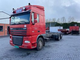 chassis cab truck DAF XF 105 - 410 EURO 5 2009